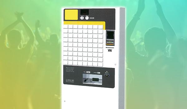 食堂は券売機で会計を自動化「S-72TV-N」